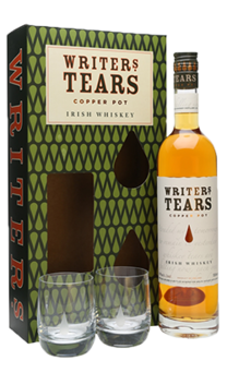 Writers Tears Copper Pot Whiskey (Glass pack) 700ml
